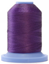 Dark Purple | Super Brite Polyester 1000m
