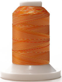 3CC Orange | Variegated Rayon 640m