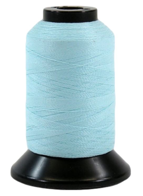 Moonglow embroidery thread - fluorescing embroidery